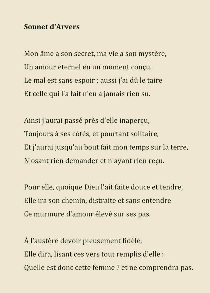 Poème D'amour Du 19ème Siècle : poème, d'amour, 19ème, siècle, Victor, Avenues, Fleurs