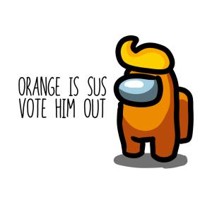 Orange is sus
