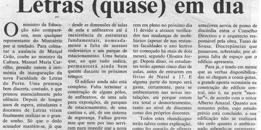 """(374) """"Letras (quase) em dia"""" - 1995 12 05 CPorto 02-640r"""