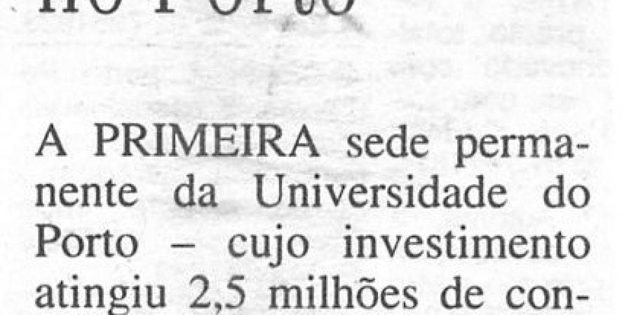 """(362) """"Faculdade de Letras inaugurada no Porto"""" - 1996 01 18 DNoticias ...-40r"""