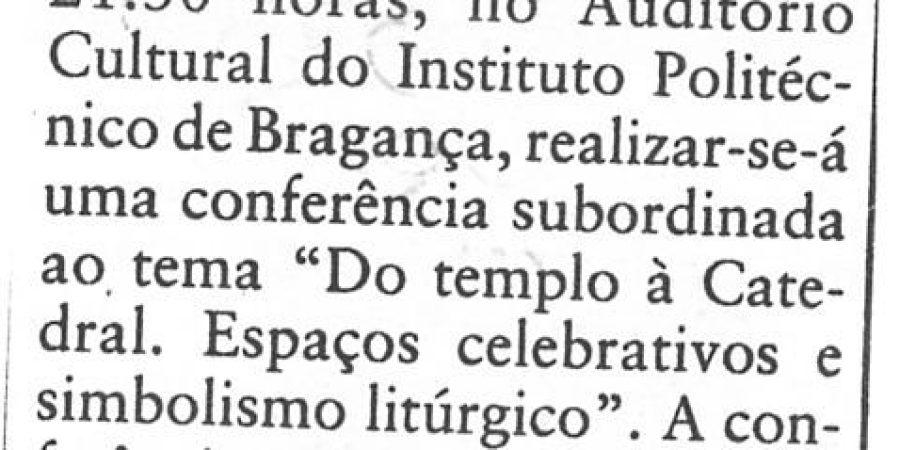 """(333) """"Conferência"""" - 1996 05 15 Publico ...-30r"""