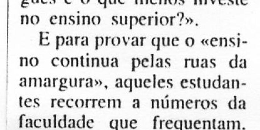 """(327) """"Faculdade do Porto pressiona Governo"""" - 1996 05 28 DNoticias ...-130r"""
