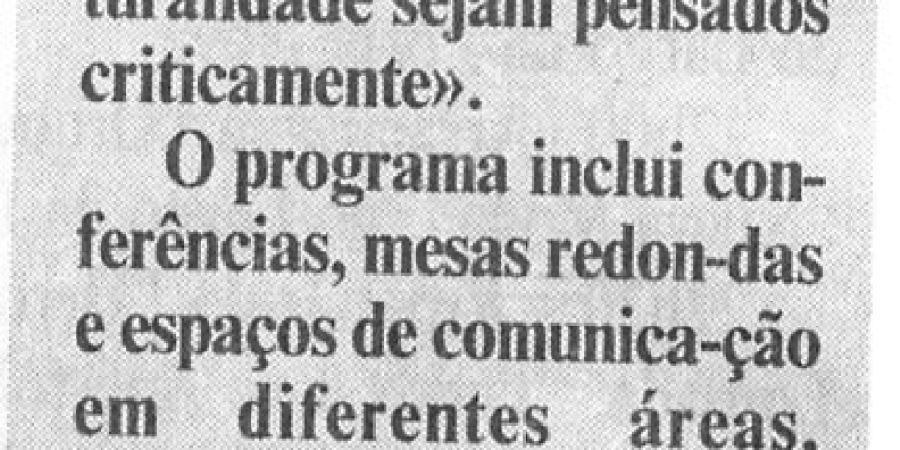 """(220) """"Filosofia e educação no Porto"""" - 1998 04 17 DMinho ...-90r"""