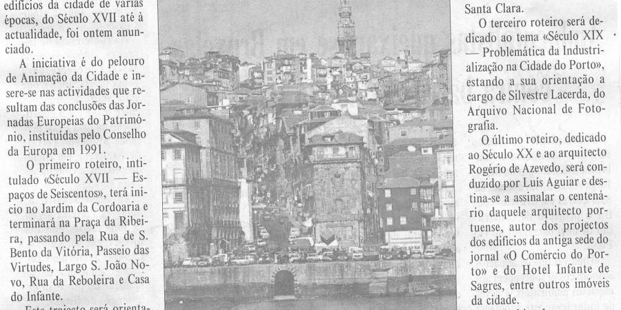 """(205) """"À descoberta da cidade 'invicta'"""" - 1998 09 16 DMinho ...-290r"""