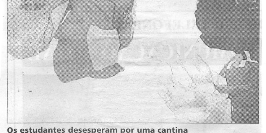 """(179) """"Objectivos da greve de zelo na Faculdade de Letras cumpridos"""" - 1998 11 27 1ºJaneiro ...-280r"""