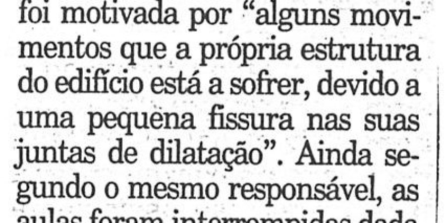 """(173) """"Letras do Porto sem aulas"""" - 1998 12 12 Publico ...-80r"""