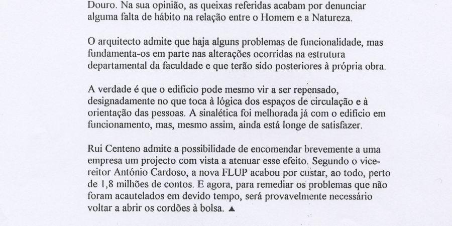 """(163) """"Alunos padecem de stress térmico"""" - 1999 02 01 www.Publico.pt 01b-500r"""