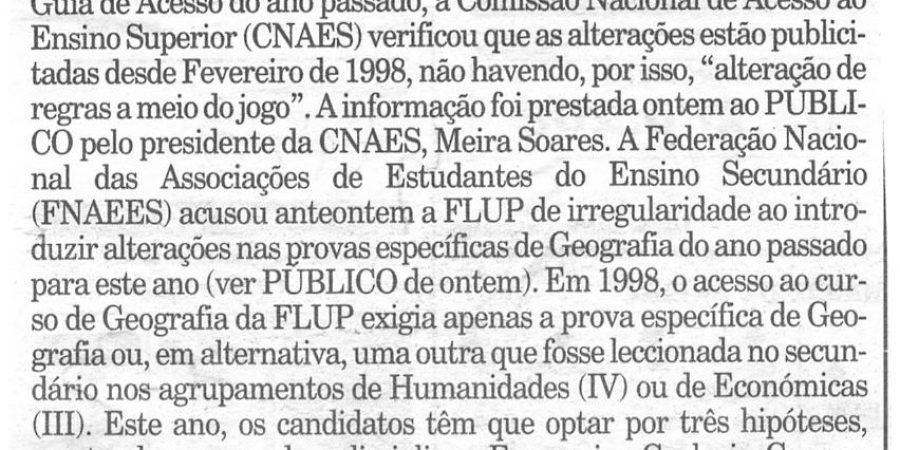 """(151) """"Alteração das específicas 'legal'"""" - 1999 03 14 Publico ...-80r"""