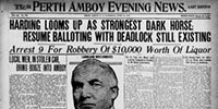 Perth Amboy Evening News