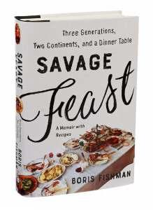Savage Feast book