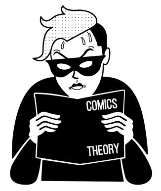 Comics Studies logo final version