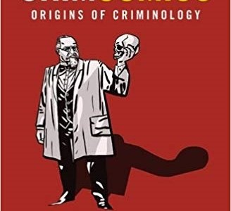 Cover of CrimComics Number 1: Origins of Criminology