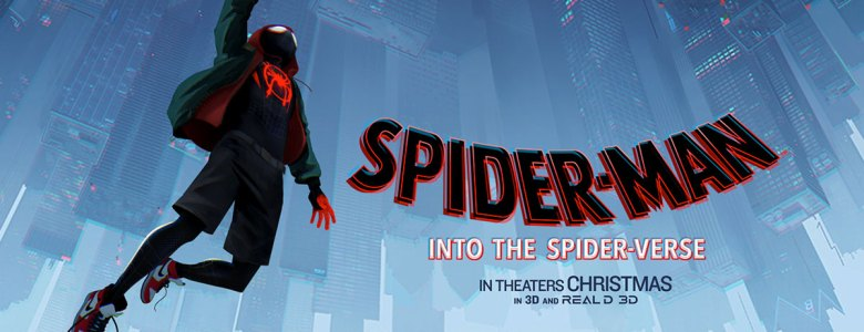 Poster for Spider-Man: Into the Spider-Verse (2018)