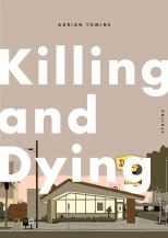 Cover of Adrian Tomine's Killing and Dying