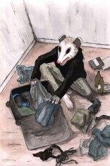 Drawing from Lauren Monger's Terrible Terrible Terrible