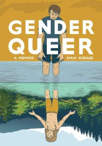 Cover image of Gender Queer: A Memoir