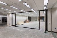 Reading Room Redo: Glass Walls and Ceiling Edition  Pic ...