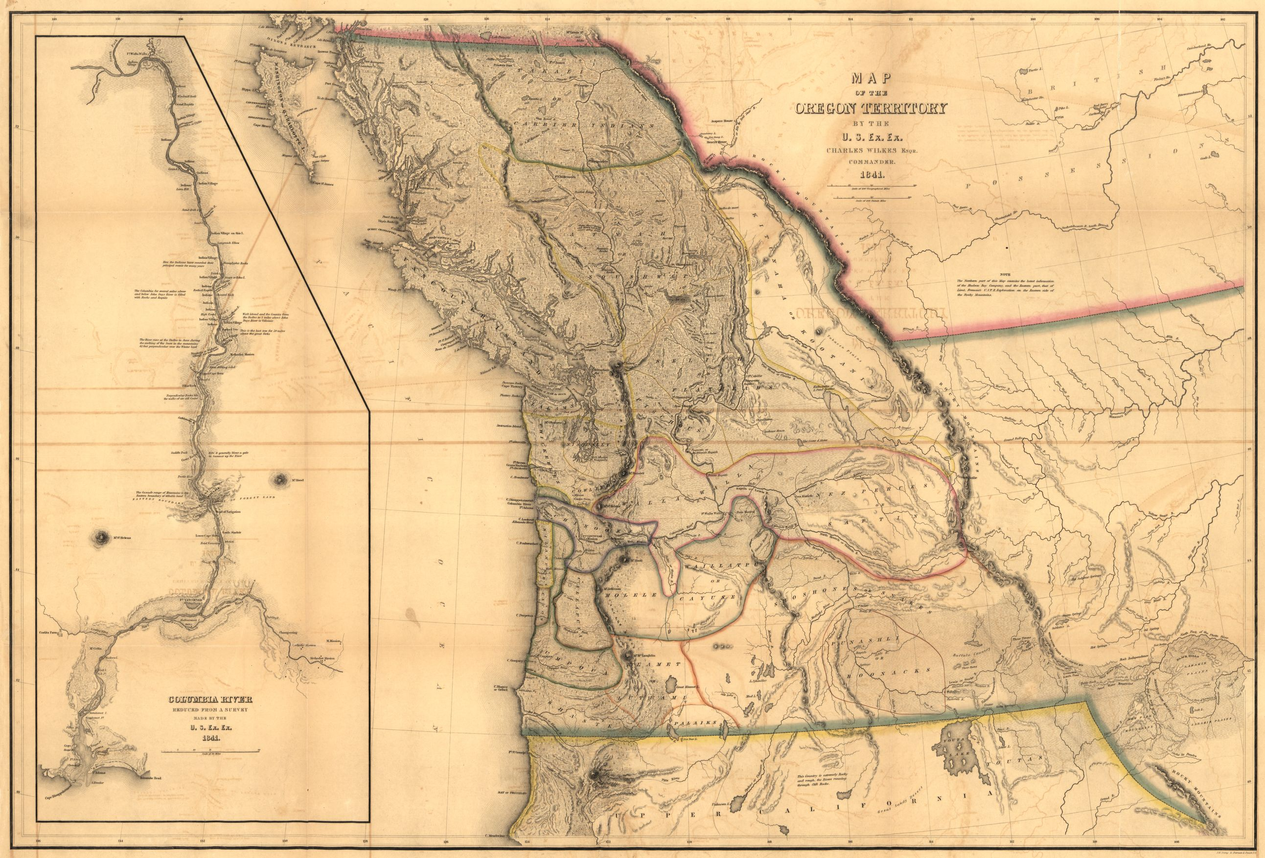 Bungled Borders In The Pacific Northwest Part 1