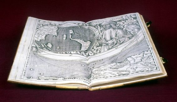 The Schoner Sammelband. Jay I. Kislak Collection, Geography and Map Division, Library of Congress.