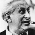 News photo of Studs Terkel, 1979.