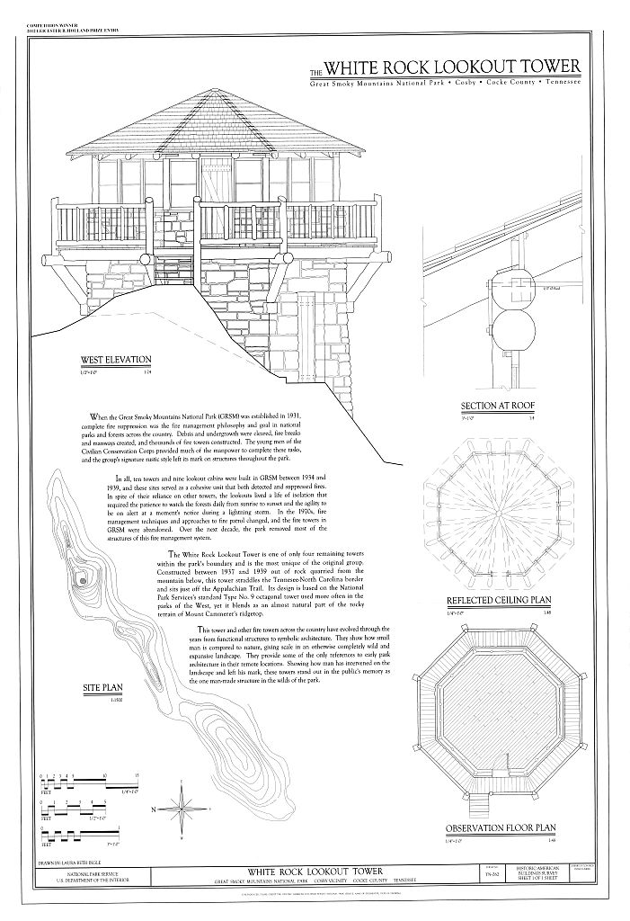 First Holland Prizes Awarded for Architectural Drawing