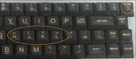Keyboard ADM3A