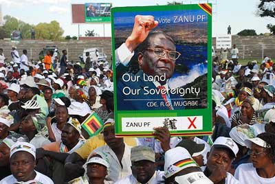 Now Zanu-PF has retained power, can it deliver on its promises?