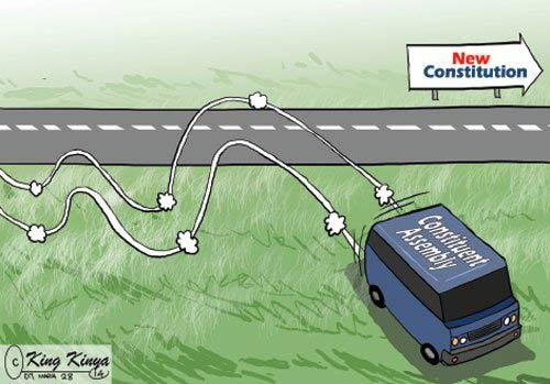 Cartoon via the Citizen