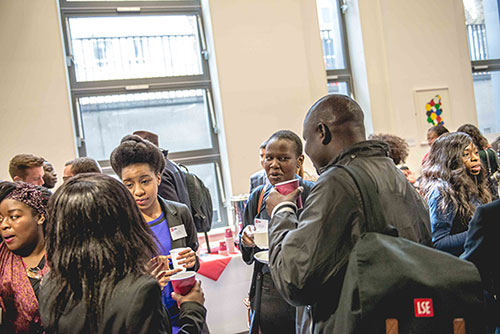 And as one tweeter noted aptly, the networking at the LSE Africa Summit is also as good as the talking.