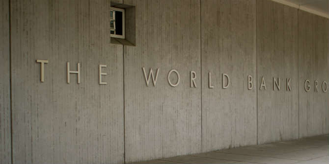 The World Bank helps transfer ideas around the world