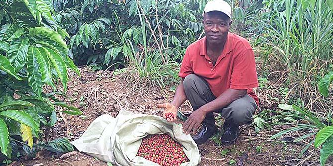 UGAkibinge-farmer