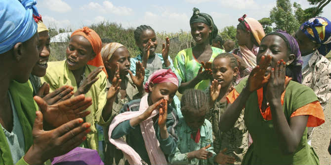 The poetics and politics of Oromo resistance | | Africa at LSE