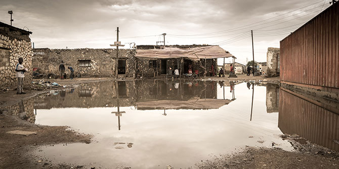 Misisi Compound in Lusaka has been identified as one of the five worst slums in Sub Saharan Africa Photi credit: Adam Ojdahl via Flickr (http://bit.ly/1R3qhFw) CC BY-SA 2.0