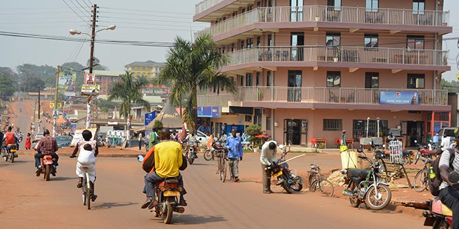 Gulu in Northern Uganda Photo Credit: Fiona Graham / WorldRemit via Flickr (http://bit.ly/21v4Zpp) CC BY-SA 2.0