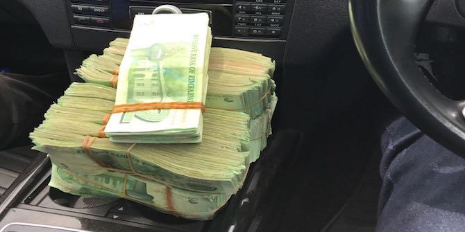 Zimbabwe's new bond notes