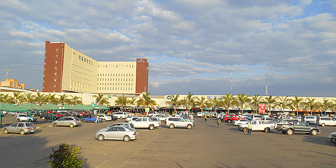 Why Zambia's Mall Mania Poses Serious Problems for the Country's Development