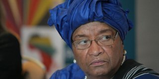 Is Liberia's Sirleaf really standing up for women? #LiberiaDecides