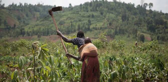 Burundi under Malthus' scrutiny