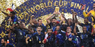 Africans winning the World Cup? What 'decolonisation by integration' could teach us about black French identity