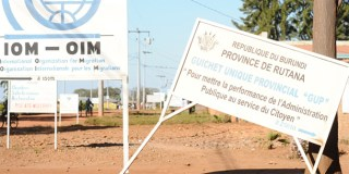 Mind the Billboards: International Aid Conquering the Public Space in Burundi
