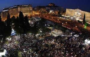2011_Greece_Uprising