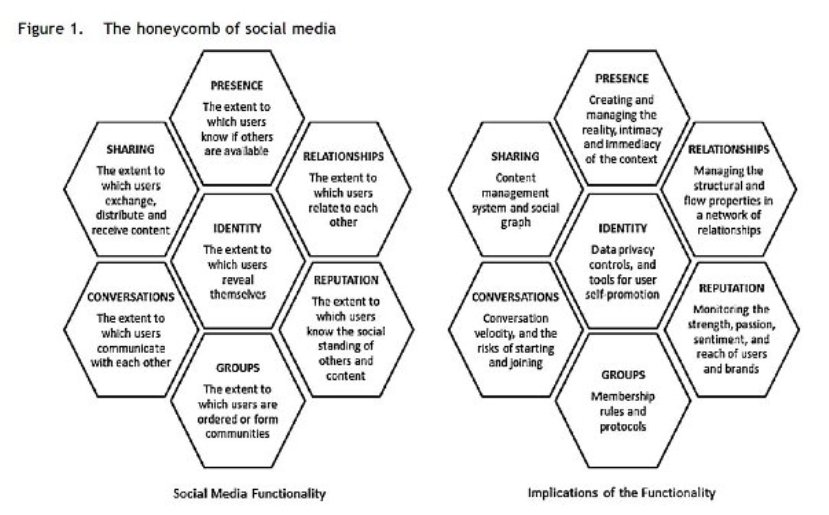Social media is inherently a system of peer evaluation and