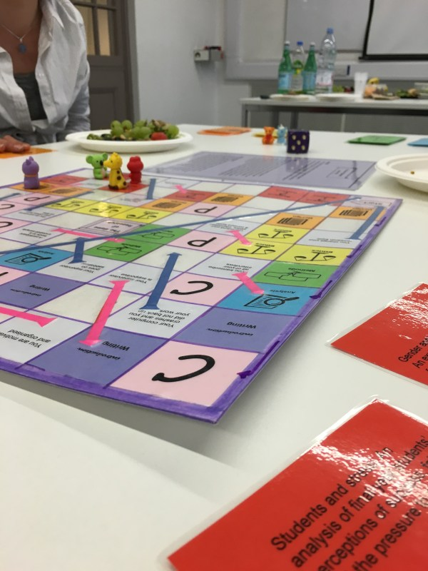 Game-based Learning Teaching Conduct