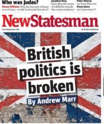 News Statesman cover