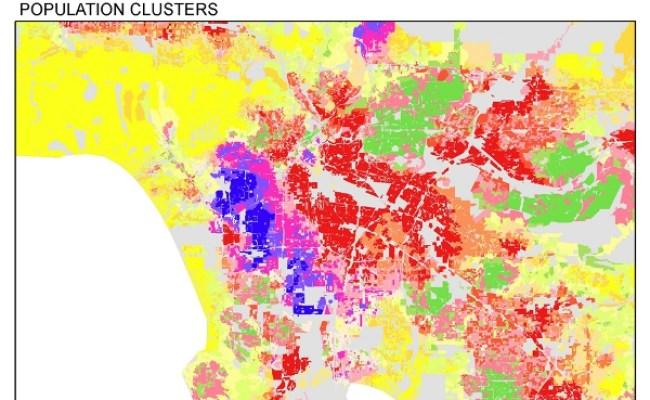 In Los Angeles Increasing Neighborhood Diversity Means That Segregation Is On The Decline Usapp