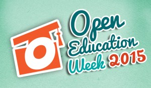 Open Education Week at VT