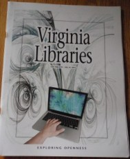 Virginia Libraries cover