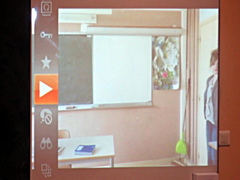 4- Vidéoprojection