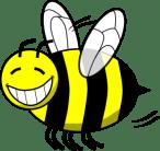 dessin abeille marie
