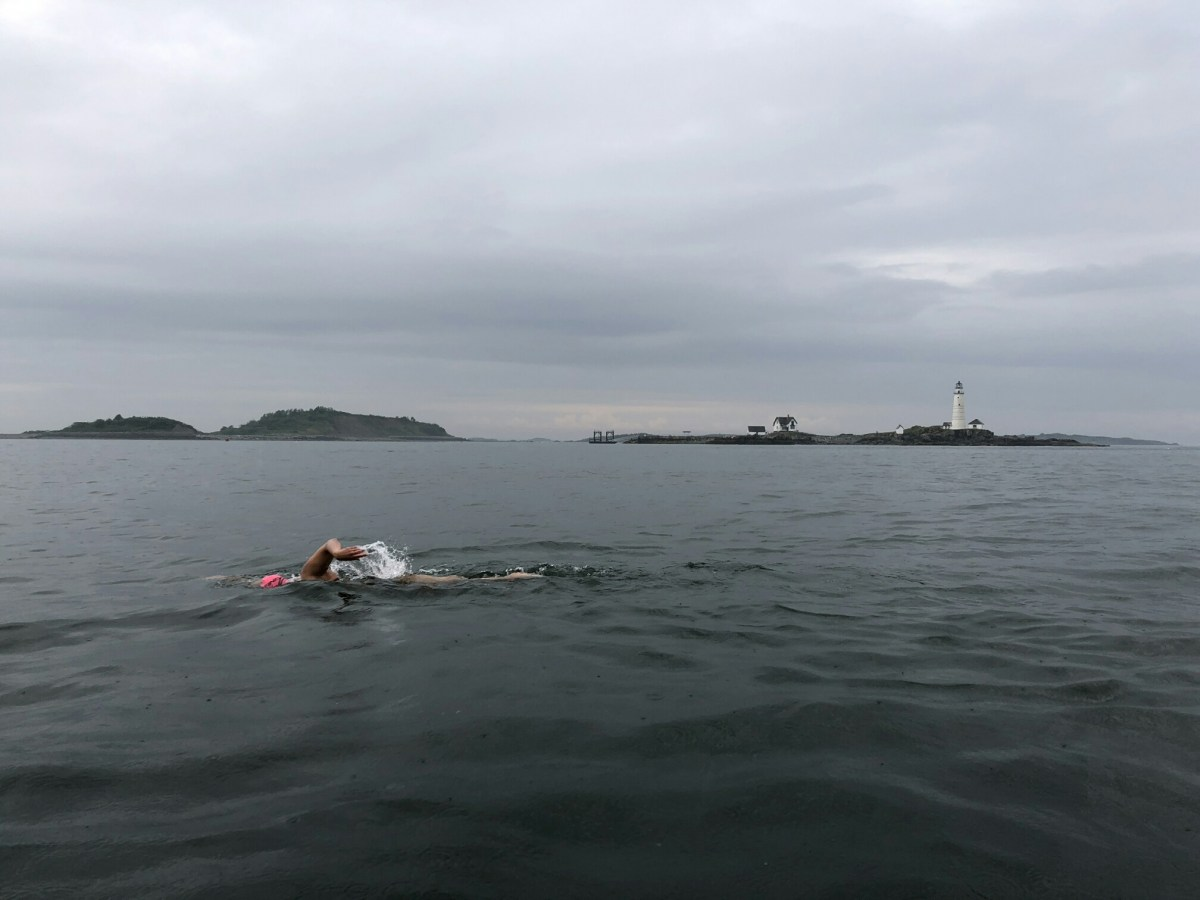 Boston Light Swim 2018 – A Most Enjoyable DNF